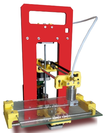 3D принтер-конструктор MC7 «Prime mini»