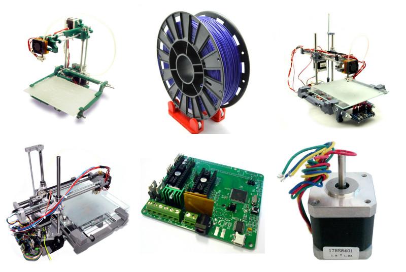 Мастер Кит 3D-принтеры