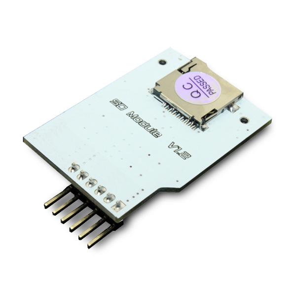 Универсальный SD / microSD картридер