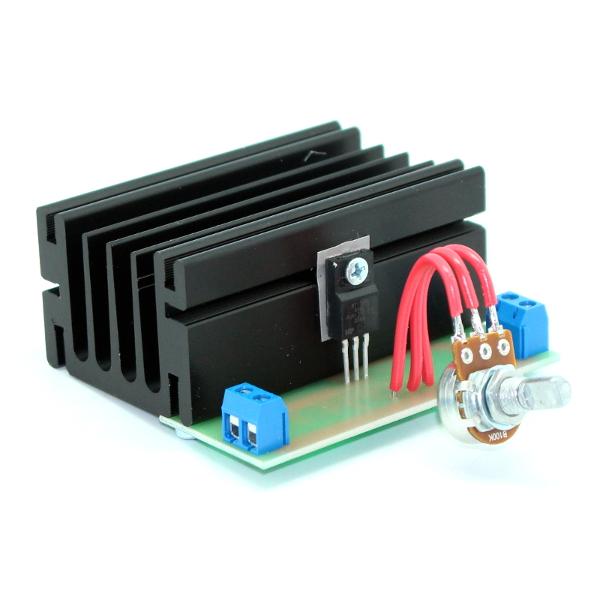 Регулятор мощности 220 В / 3 кВт (K1182ПМ1T)