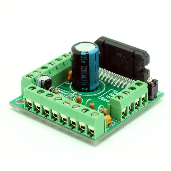 Усилитель НЧ 4х40 Вт (TDA7386