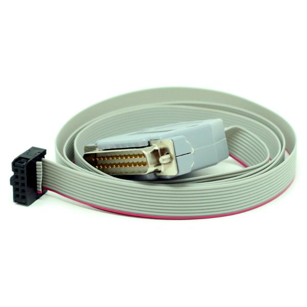 Внутрисхемный программатор AVR микроконтроллеров (LPT-адаптер)