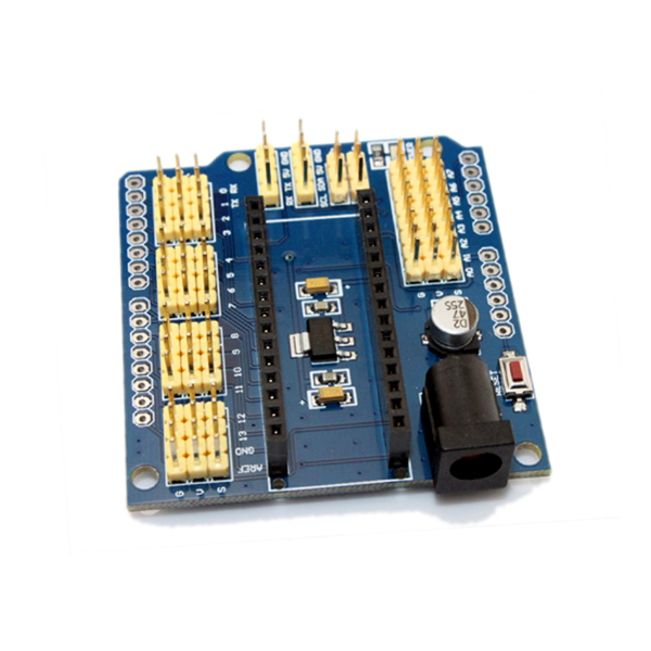 Плата-расширение для Arduino Nano и Arduino Pro