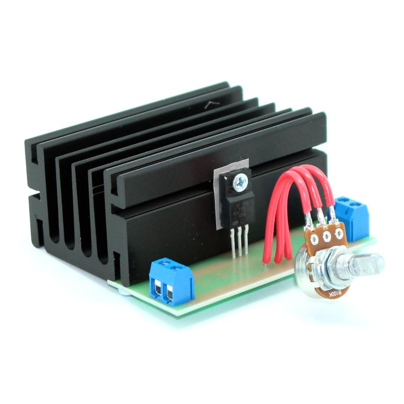 Источники питания.Симисторный регулятор мощности до 1 кВт ...