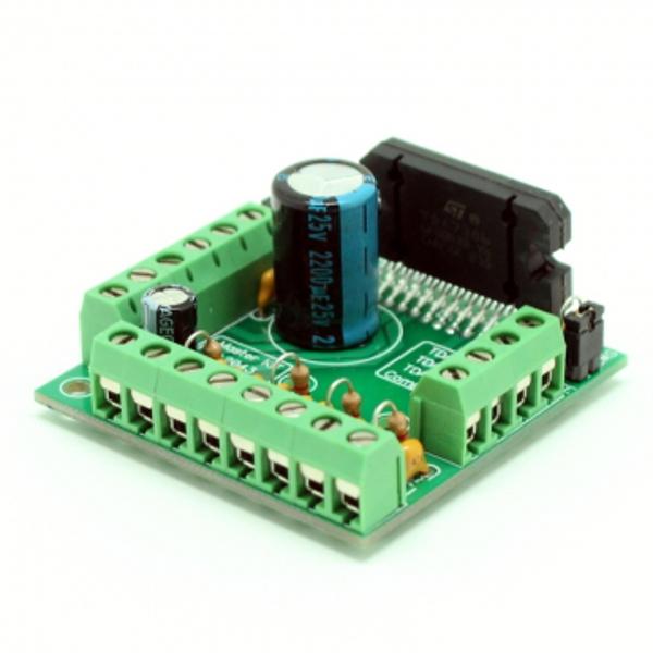 Набор для сборки усилителя НЧ 4х40Вт (TDA7386, авто)