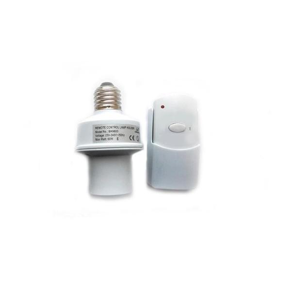 Беспроводной комплект управления освещением диапазона 433 МГц (1 патрон 60 Вт)