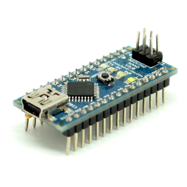 Arduino NANO, 5В, ATMEGA328, 16 МГц