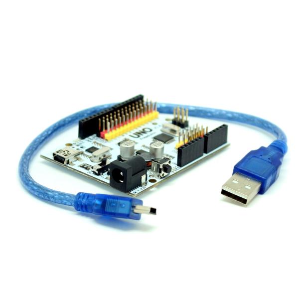 Freaduino UNO, 3.3В/5В, ATMEGA328, 16 МГц