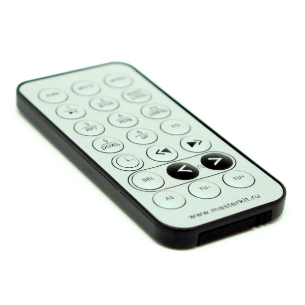 Аудиорегулятор 4 канала