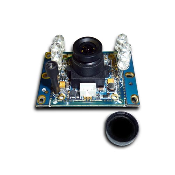 Цветная CCD видеокамера