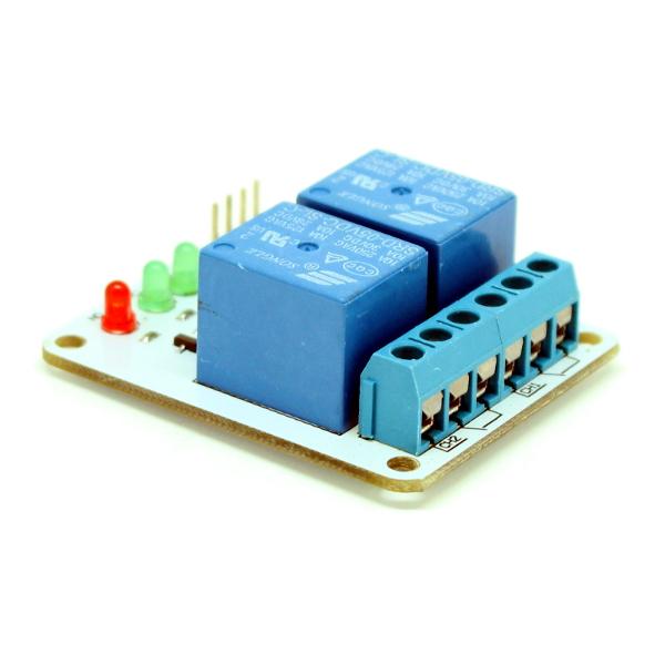 2-x канальное исполнительное устройство (блок реле)