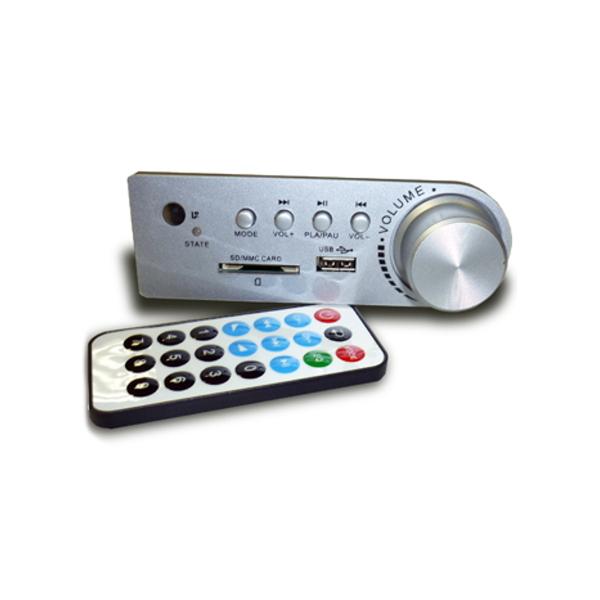 Простой встраиваемый USB-MP3 / WMA плеер
