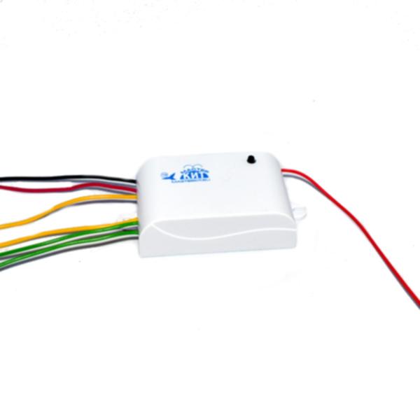 Одноканальный приемник 433МГц с обратной связью