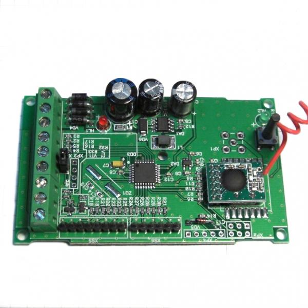 8 канальный передатчик для дистанционного управления (кнопка)