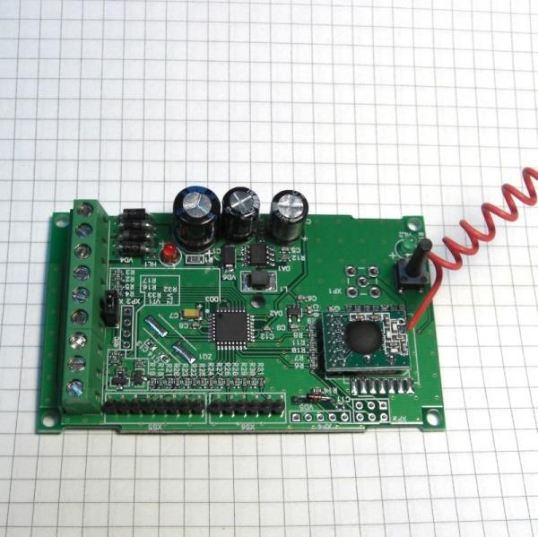 MP3329 SE - передатчик 433 МГц, от 1 до 8 каналов