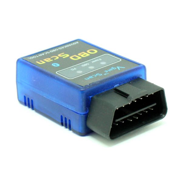 Автомобильный bluetooth obdii сканер