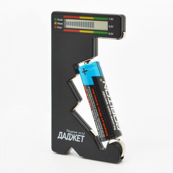 Тестер батареек MT4015