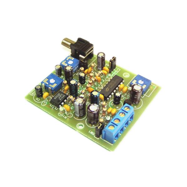 NM2061 - Электронный ревербератор  (HT8970, эффект `эхо`/`объемный звук`)