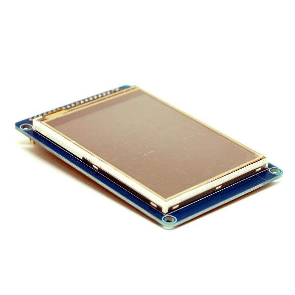 """3.2"""" TFT дисплей (320 * 240) с сенсорной панелью (touch screen) для Arduino"""