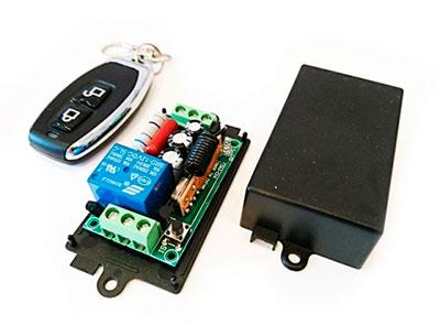 MP323RX - универсальный комплект ДУ 433 МГц