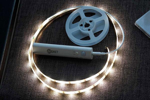 Умная светолента поможет в темноте