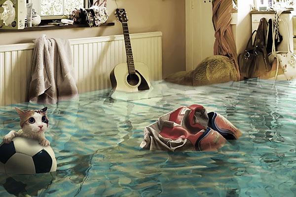 Датчики протечки: наводнение отменяется!