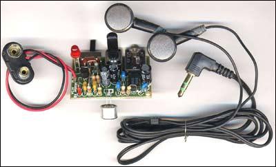 Стетофонендоскоп схема