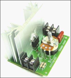 Регулятор мощности на 2500 Вт/220 В NF247