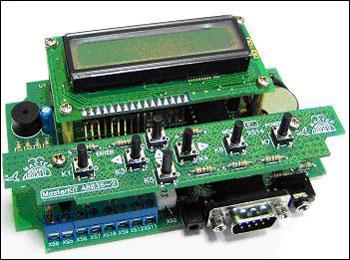 NM8036, мастер кит, универсальный микропроцессорный блок управления