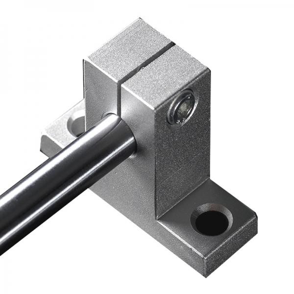 Кронштейн для направляющих диаметром 8 мм