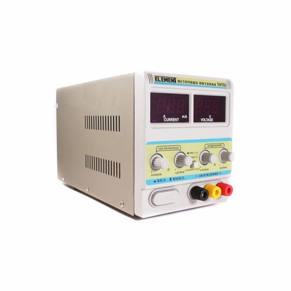 Лабораторный источник питания 30В, 5А (одноканальный)
