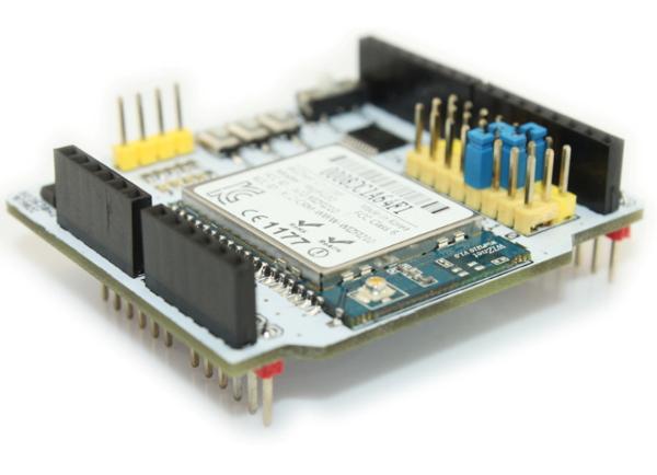 WiFi шилд для Ардуино на базе WizFi210