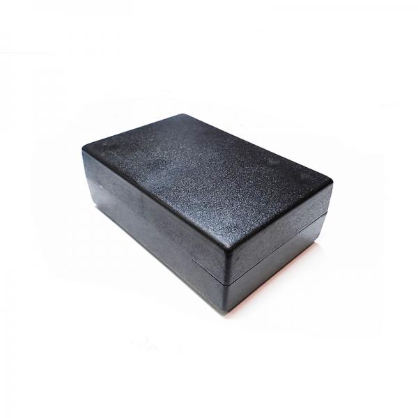 Корпус пластиковый черный 120х80х40 мм