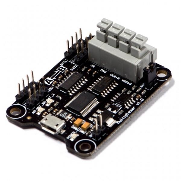 Универсальный конвертер USB/RS232/RS485/TTL (адаптер интерфейсный)