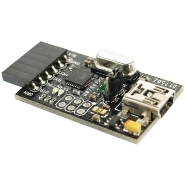 USB- UART адаптер интерфейсный на основе контроллера Atmega 8U2
