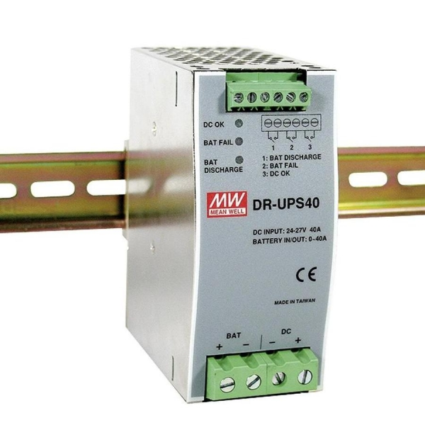 Контроллер заряда для построения резервных и бесперебойных источников питания