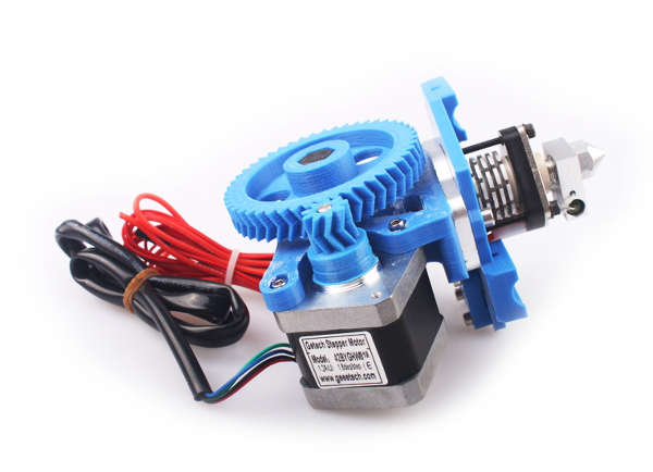 Экструдер для 3D принтера REPRAP. Модель V2.0.0, 0.35, 1,75mm