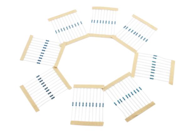 Набор резисторов C (0,25 Вт. 1%, 400 шт.)