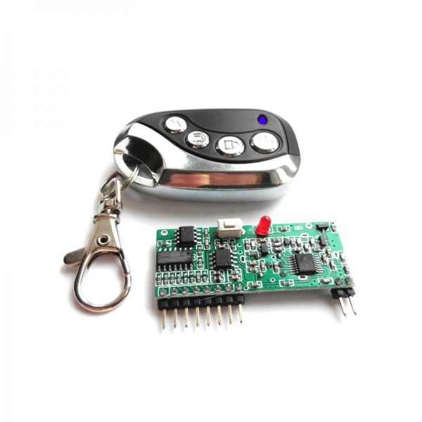 Комплект 4-х канального дистанционного управления 433 МГц PRO
