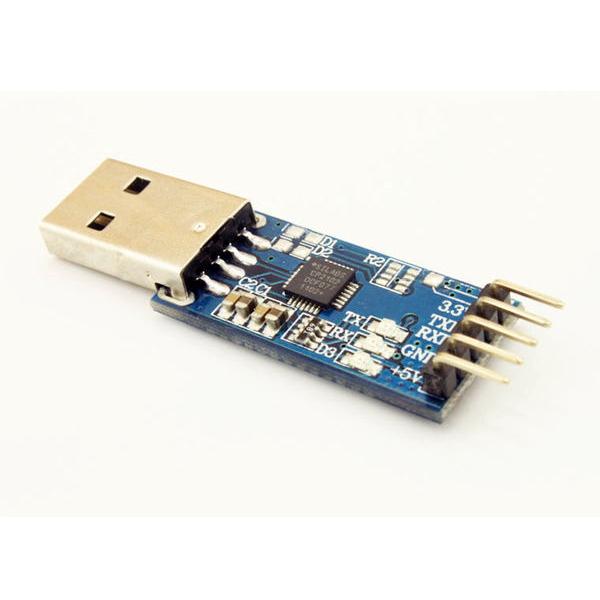 Преобразователь USB - TTL CP2102