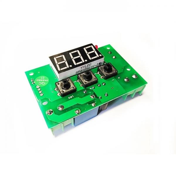 Встраиваемое термореле с лицевой панелью 2 кВт, 10А