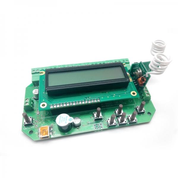Сканер беспроводных устройств диапазона 433 МГц