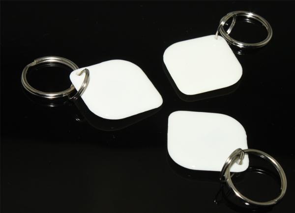 "NFC метка ""Брелок-Алмаз"" 3 шт."