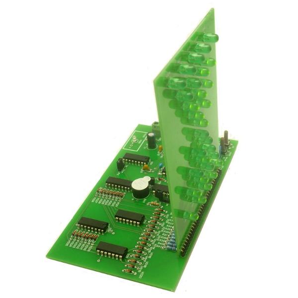 Электронные песочные часы (обучающий набор по цифровой схемотехнике)