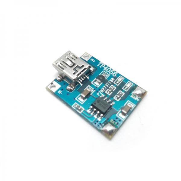 Модуль заряда Li-Ion Li-Pol АКБ  на базе TP4056 miniUSB