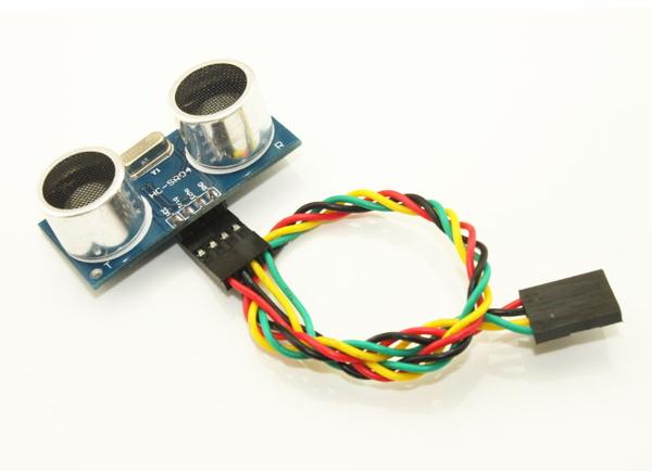 Модуль ультразвукового датчика расстояния