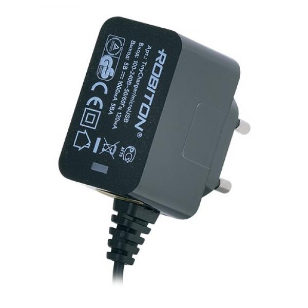 Сетевой адаптер с разъёмом microUSB
