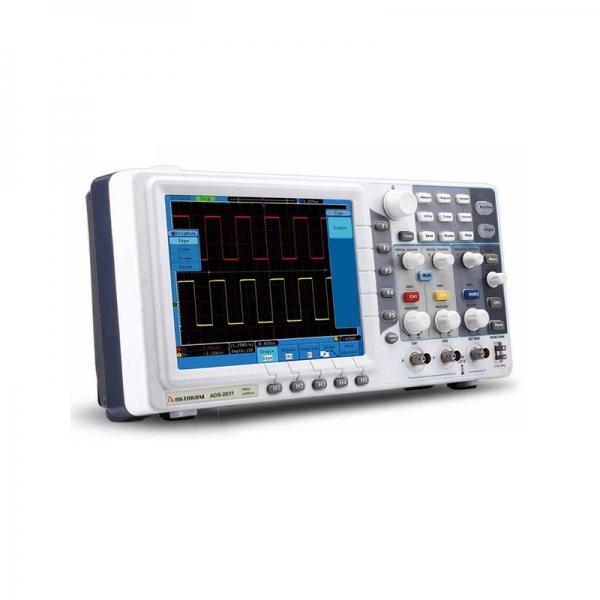Цифровой двухканальный осциллограф до 30 МГц