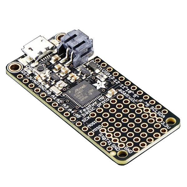 Контроллер ATSAMD21 Cortex M0