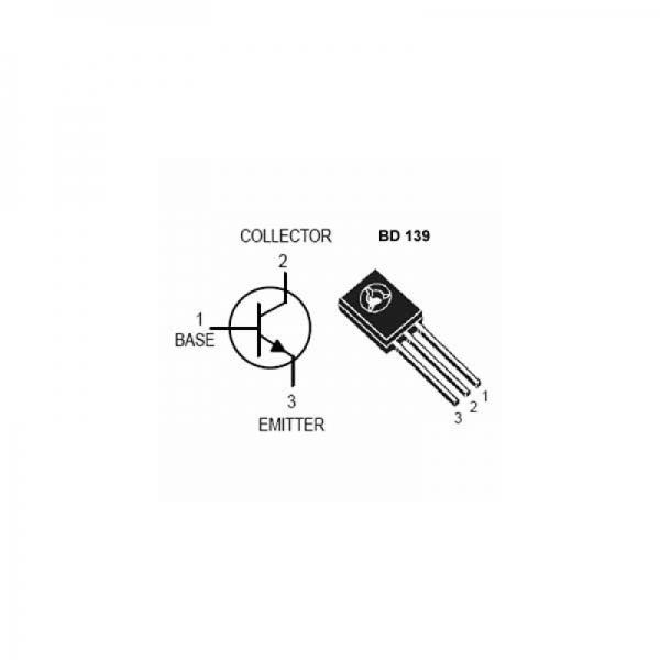Транзистор BD139